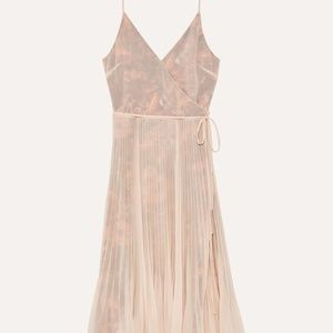 Wilfred Beaune Dress in Denude-NWT